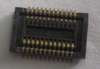 BB0.4F-0.7XXX01 0.4mm Board to Board connector0.4mm,Female,0.4mm板对板连接器母头