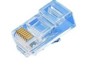 Plug 8P8C Serial  shielded Type(CAT.6)
