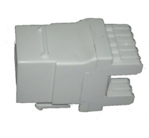 5类RJ45非屏蔽网络模块CAT5E unshielded RJ45 Keystone Jack